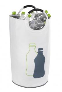 Flaschentrennbehälter Universalbeutel JUMBO mit Griffen - WENKO