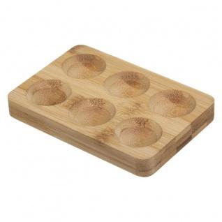 Tablett, 6 Eier, Bambus - 5five Simple Smart - Vorschau