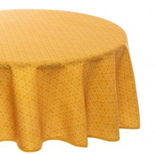 Runde Tischdecke, Ø 180 cm, gemustert