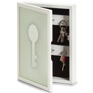Schlüsselschrank KEY, für Kleinigkeiten, 22x5x30 cm, ZELLER