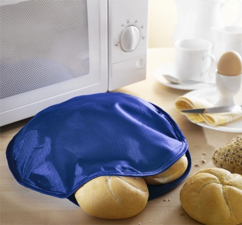 Universelle, feuchtigkeitsspendende Tasche zum Kochen in der Mikrowelle, Ø30