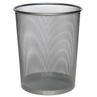 ZELLER Papierkorb, Mesh ø29.5 cm