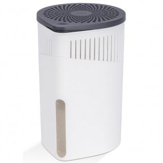 WENKO Raumentfeuchter Drop 1000 g Luftentfeuchter, Fassungsvermögen 1.6 L