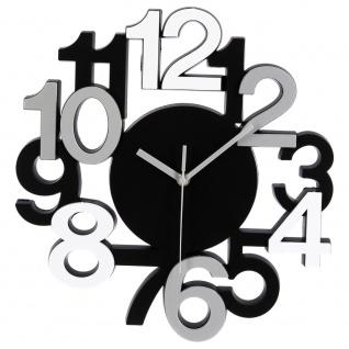 Wanduhr im modernen Stil, eine Uhr mit Zahlen, Küchenuhre Uhr, Designeruhren