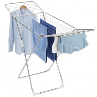 WENKO Wäschetrockner Trockner Wäsche Freistehender, Wäscheständer Puro - Vorschau 2