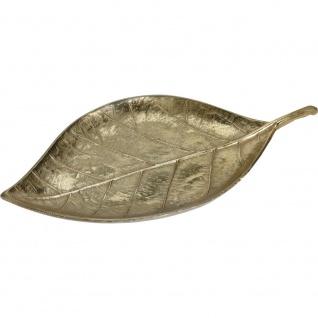 Dekoratives Tablett für Innen Metall