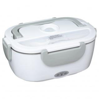 Lunchbox, elektrisch beheizte Lunchbox, weiß - Secret de Gourmet