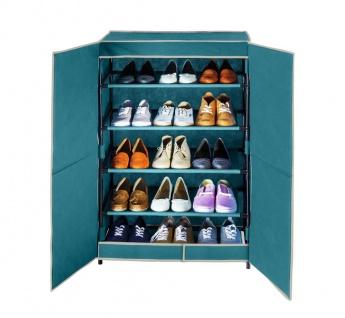 WENKO, Schuhschrank Breeze für bis zu 15 Paar Schuhe, Polypropylen Faserstoff