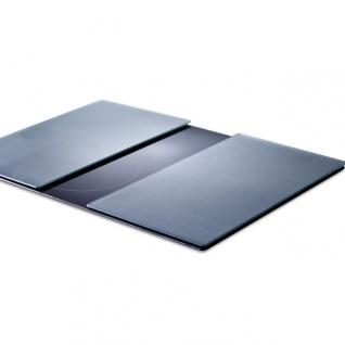 Zeller 26212 Glasschneideplatten, 2-er Set für Cerankochfeld 52 x 30 cm