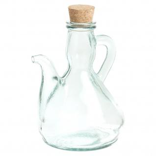 Glas Getränkedekanter mit Stopfen, 500 ml - Secret de Gourmet