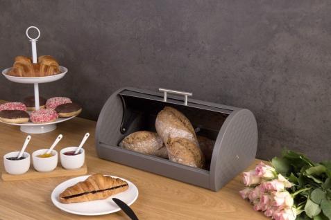 Edelstahl Brotdose Deko Moderne Brotdose - ZELLER