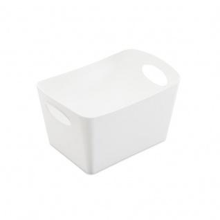 Badezimmer-Korb, Aufbewahrungsbox 1l BOXXX S, KOZIOL
