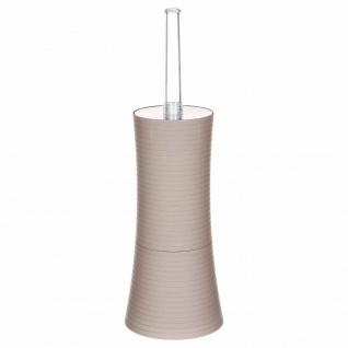Bürstenregal für WC+Bürste, gelb - 5five Simple Smart