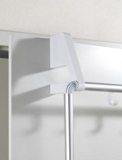 WENKO Handtuchhalter für Tür und Duschkabine Compact mit 3 Querstangen - Vorschau 5