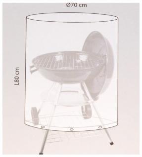 PROGARDEN BBQ Cover Outdoor Grill Displayschutzfolie, Schutzfolie