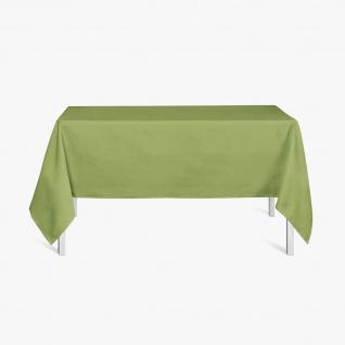 Quadratische Tischdecke, 150x250 cm, grün, TODAY - Today