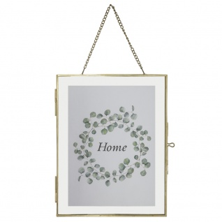 Bilderrahmen, Fotorahmen aus Metall, dekorative Rahmen, Aluminiumrahmen 13x18cm
