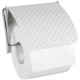 Metall-Toilettenpapier-Aufhänger, dekorative Wandhalter PUNTO - WENKO