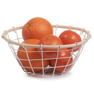Obstkorb, Gemüse NORDIC - 24 x 11, ZELLER