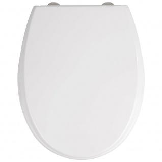 FURLO WC-Sitz aus Duroplast, WC-Zubehör mit Easy Close Funktion - WENKO