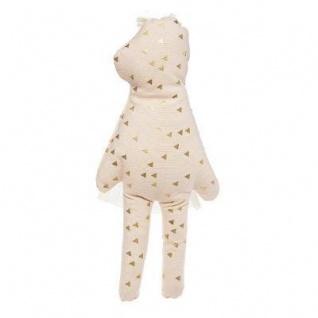 Baby Kuschelmädchen, rosa Kleid, 50 cm - Atmosphera for kids - Vorschau 3