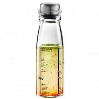 Shaker mit Schaufel für Saucen, Dips, Cocktails, praktischer Mixer mit Behälter