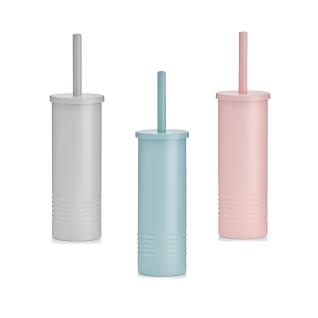 Set Rack und Behälter, Badezimmer-Bürste mit Ständer, WC-Reinigungswerkzeug