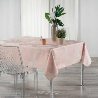 Tischdecke, dekorativ, rosa, 150 x 300 cm