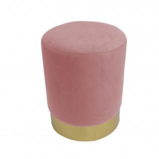 Tisch, Rosa (0) 32 cm x 38 cm - Douceur d'intérieur