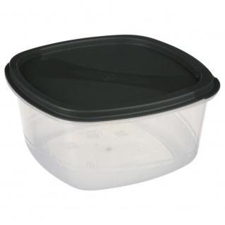 Behältern für die Lagerung von Lebensmitteln, quadratisch, Metall - 7 in1 - Vorschau 4