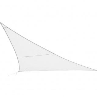 Sonnensegel, dreieckige Terrasse, 5 x 5 x 5 m, türkis
