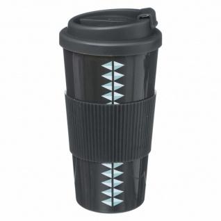 Thermoskanne aus Kunststoff mit versiegeltem Verschluss, Tasse für heiße Getränke - SECRET de GOURMET