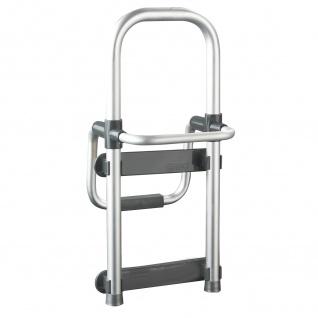 Badewannen-Einstiegshilfe Secura - verstellbar, 120 kg Tragkraft, 24, 5 x 52, 5 x 23 cm - WENKO