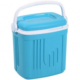 Kleiner Touristenkühlschrank mit 20 Liter Fassungsvermögen, robuster Thermobeutel für Lebensmittelbedarf aus Kunststoff