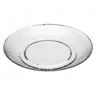 Estiva Speiseteller, Ø27 cm, Secret de Gourmet, transparent