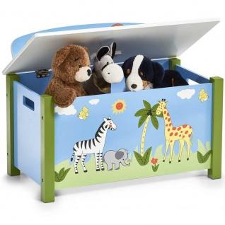 Zeller, Spielzeugkiste Safari- Sitz, 2in1 - Vorschau 2