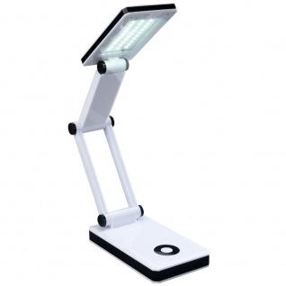 Faltbare LED-Lampe, USB, WENKO