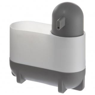 Spender für Spülmittel mit Stauraum für Schwamm ist ein unverzichtbares Küchengerät