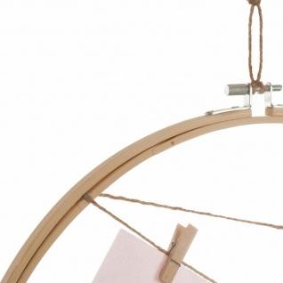 Dekorativer Rahmen zum Aufhängen, Fotorahmen aus Holz, Kinderrahmen ? 35 cm - Vorschau 2