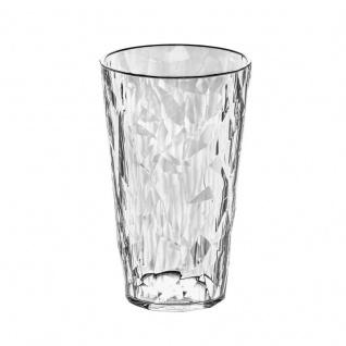 "Koziol Trinkglas "" CRISTAL"" - transparent 0, 45l - KOZIOL"