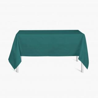 Quadratische Tischdecke, 140x200 cm, grün, TODAY - Today - Vorschau