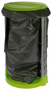 Müllsackständer mit Deckel bis 120 Liter - Vorschau 4