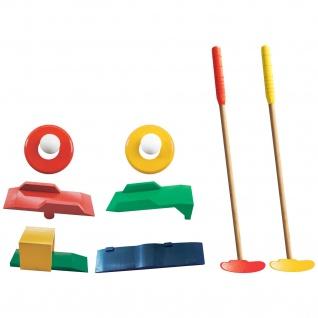 Golf-Set für Kinder, 10-teilig, aus Holz