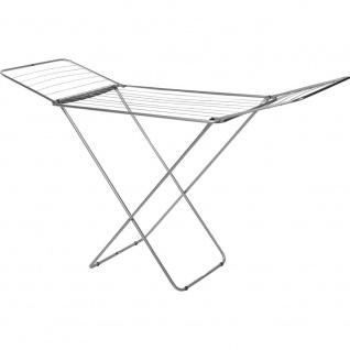 Badtrockner stehend, Metall, faltbar Kleiderbügel - Storagesolutions