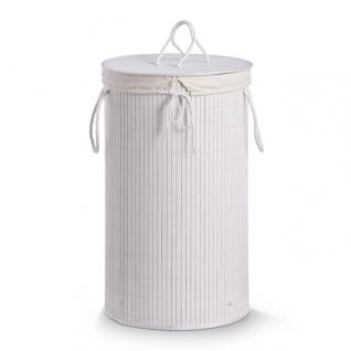 Wäschekorb aus Bambus, 55 Liter, ZELLER - Vorschau 2