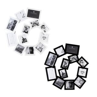 Rahmen für 12 Fotos, Fotos - Multirama, SPIRALI 60 x 58 cm