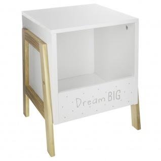 Bücherregal für Kinder, Regale für Kinderzimmer, Bücherregal aus Holz