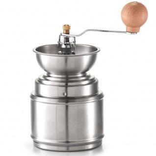 Kaffeemühle, Silber, ZELLER