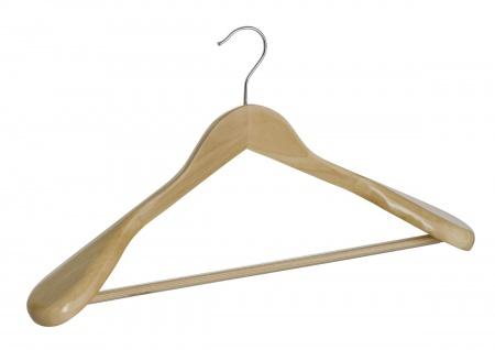 Profilierte Kleiderbügel aus Holz WENKO