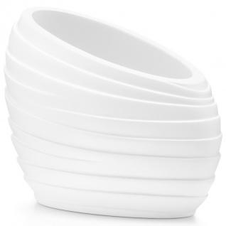 Kunststoffbehälter, Becher zur Aufbewahrung von Zahnbürsten.